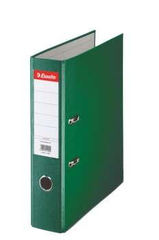 Pořadač pákový Esselte Economy 7,5 cm, zelený