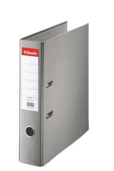 Pořadač pákový Esselte Economy 7,5 cm, šedý
