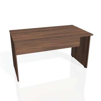 Jednací stůl Hobis GATE GJ 1400, ořech/ořech
