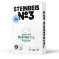 Recyklovaný papír Steinbeis Pure White A3 - 80 g/m2, CIE 110, 500 listů