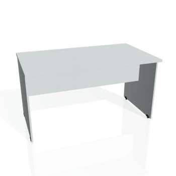 Jednací stůl Hobis GATE GJ 1400, šedá/šedá