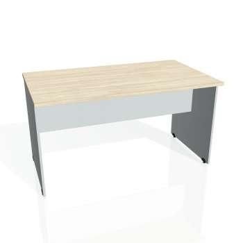 Jednací stůl Hobis GATE GJ 1400, akát/šedá