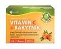 Vitamin C + rakytník - 40 tablet