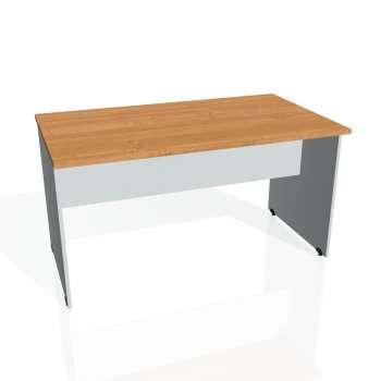 Jednací stůl Hobis GATE GJ 1400, olše/šedá