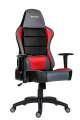Herní židle Boost - černá/červená