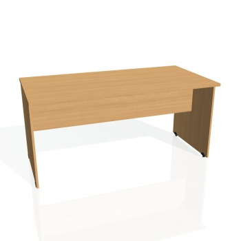 Jednací stůl Hobis GATE GJ 1600, buk/buk