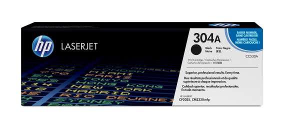 Toner HP CC530A/304A - černý