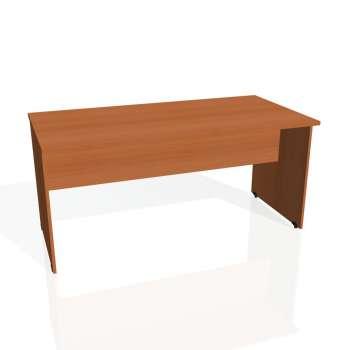 Jednací stůl Hobis GATE GJ 1600, třešeň/třešeň