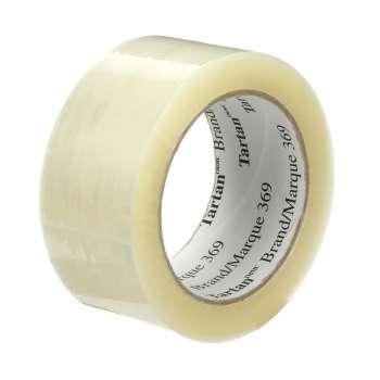 Balicí páska Tartan - 50 mm x 66 m, čirá