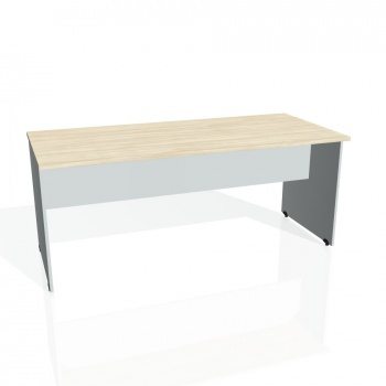 Jednací stůl Hobis GATE GJ 1800, akát/šedá