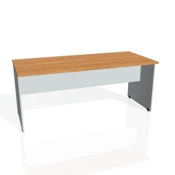 Jednací stůl Hobis GATE GJ 1800, olše/šedá