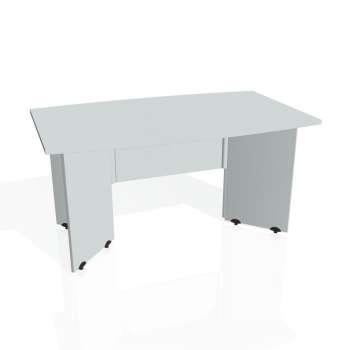 Jednací stůl Hobis GATE GJ 150, šedá/šedá