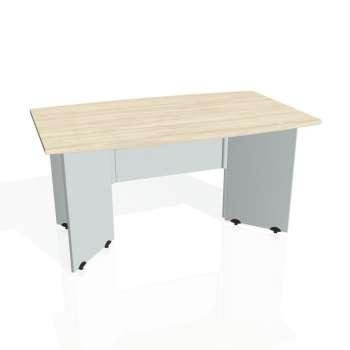 Jednací stůl Hobis GATE GJ 150, akát/šedá