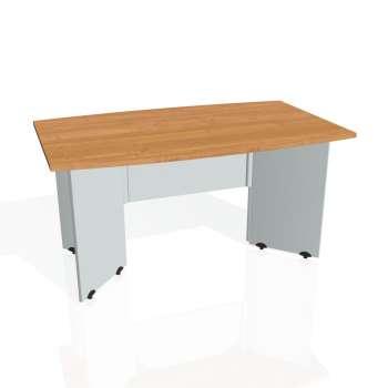 Jednací stůl Hobis GATE GJ 150, olše/šedá