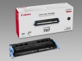 Toner Canon CRG707BK - černá