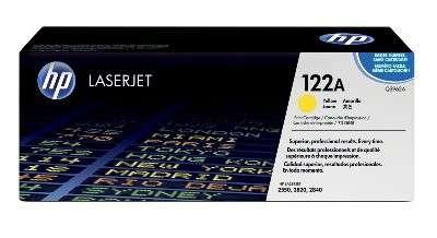 Toner HP Q3962A/122A - žlutá