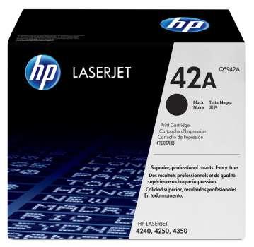 Toner HP Q5942A/42A - černá