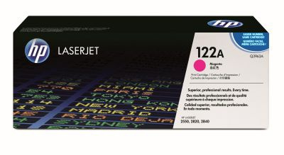 Toner HP Q3963A/122A - purpurová