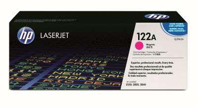 Toner HP Q3963A/122A - purpurový