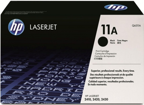 Toner HP Q6511A/11A - černá
