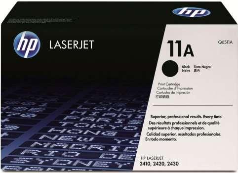Toner HP Q6511A/11A - černý