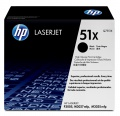 Toner HP Q7551X/51X - černá