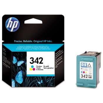 Cartridge HP C9361EE/342 - tříbarevná