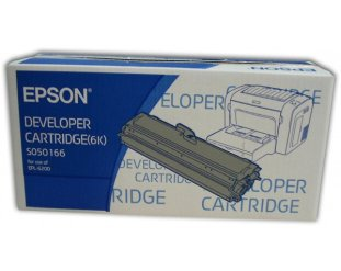 Toner Epson S050166 - černá