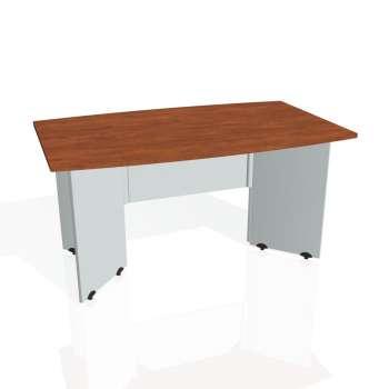 Stůl jednací GATE, laminové podnoží