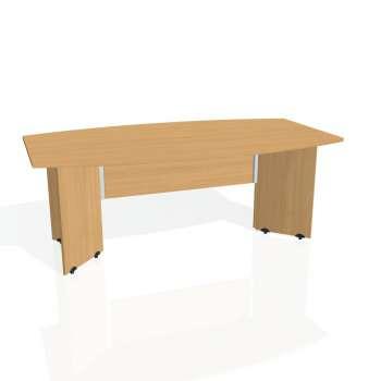 Jednací stůl Hobis GATE GJ 200, buk/buk