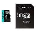 ADATA MicroSDXC 256GB U3 V30S + adapter