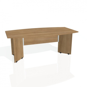 Jednací stůl Hobis GATE GJ 200, višeň/višeň