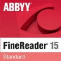 ABBYY FineReader 15 Standard, Single User License