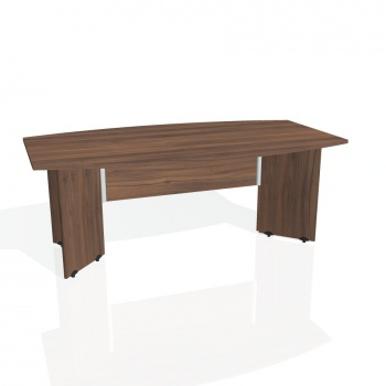 Jednací stůl Hobis GATE GJ 200, ořech/ořech