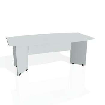 Jednací stůl Hobis GATE GJ 200, šedá/šedá