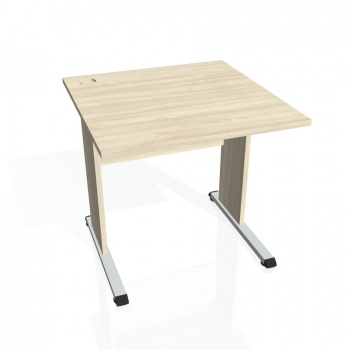 Psací stůl Hobis PROXY PS 800, akát/akát