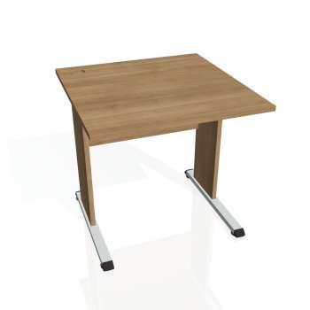 Psací stůl Hobis PROXY PS 800, višeň/višeň