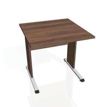 Psací stůl Hobis PROXY PS 800, ořech/ořech