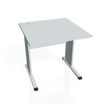 Psací stůl Hobis PROXY PS 800, šedá/šedá
