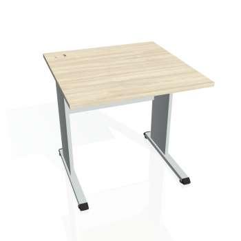 Psací stůl Hobis PROXY PS 800, akát/šedá