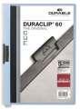 Desky s klipem DURACLIP 60, A4 světle modrá