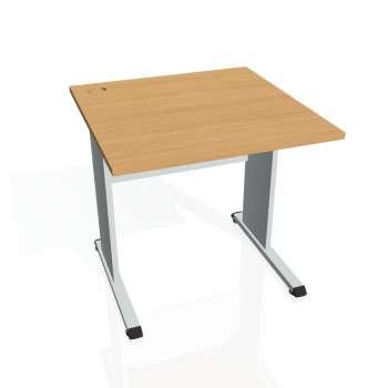 Psací stůl Hobis PROXY PS 800, buk/šedá