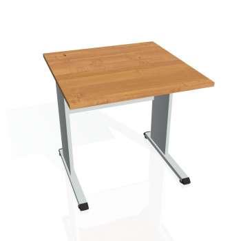 Psací stůl Hobis PROXY PS 800, olše/šedá