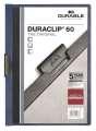 Desky s klipem DURACLIP 60, A4 modrá