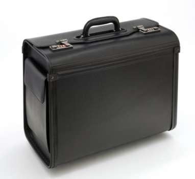 Pilotní kufr - bez koleček