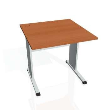 Psací stůl Hobis PROXY PS 800, třešeň/šedá