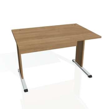 Psací stůl Hobis PROXY PS 1200, višeň/višeň