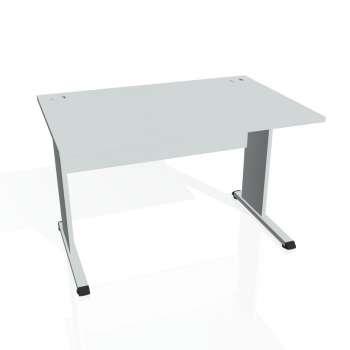 Psací stůl Hobis PROXY PS 1200, šedá/šedá