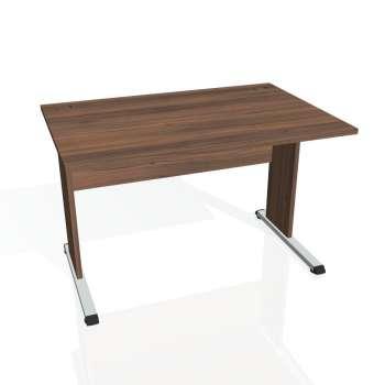 Psací stůl Hobis PROXY PS 1200, ořech/ořech