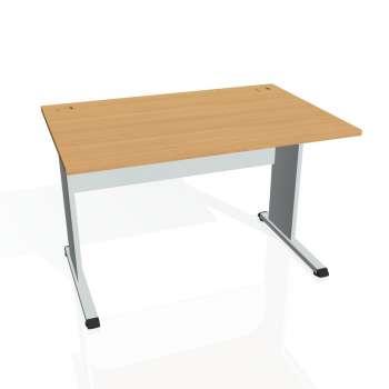 Psací stůl Hobis PROXY PS 1200, buk/šedá